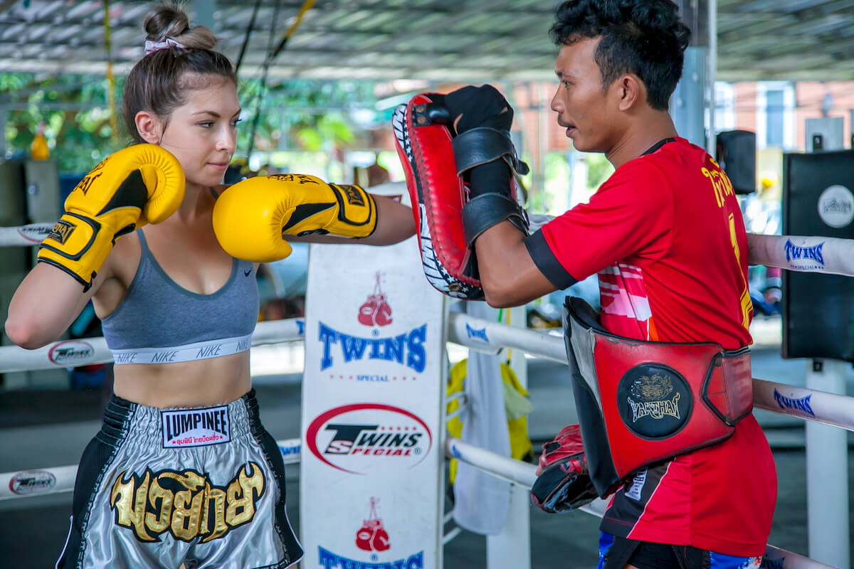 Suwit Muay Thai Sport of Muay Thai Training and Boxing for Your Health